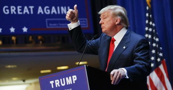 Donald Trump Speech: Short, Simple, For 7th-Graders