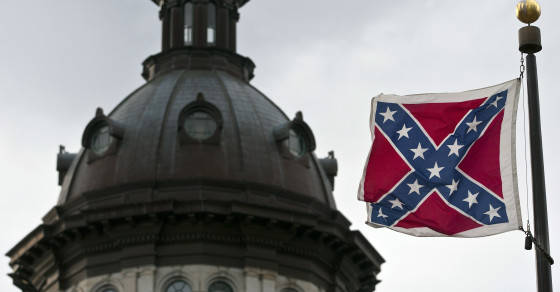 Some People Are Furious Walmart Is Pulling Confederate Products