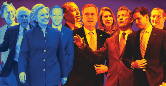 News Quiz: Which U.S. Presidential Candidate Said What?
