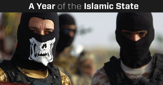 Get Used To The Islamic State