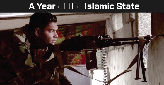 A Year On The Front Lines Fighting ISIS