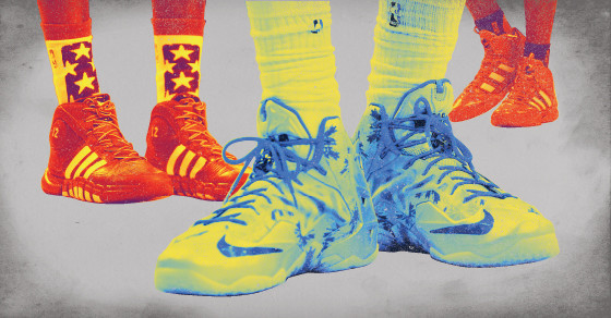 Adidas Vs Nike: Who's Winning The Hearts And Dollars Of NBA Fans?