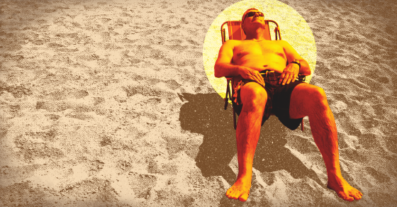 Most People Don't Know How To Read Sunscreen Labels