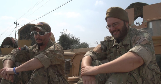 Meet Two Americans Who Joined The Fight Against ISIS