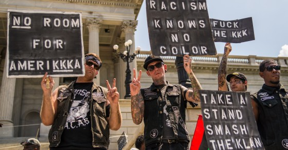 "The ""Bastards"" Motorcycle Club Is Redefining Racist Biker Culture"