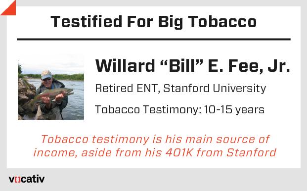 Willard Bill Fee Jr.