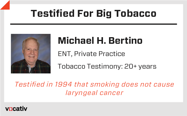 MIchael H. Bertino