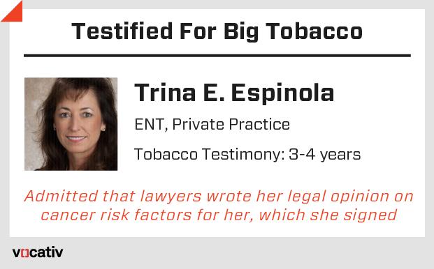 Trina E. Espinola