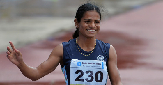 Female Sprinter Dutee Chand Wins Case, Allowed To Compete As Woman