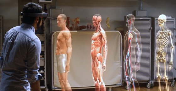 Future Doctors Could Be Learning With Holograms