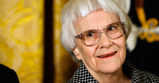 Hate Group Says Harper Lee's New Book Could Make White People Violent