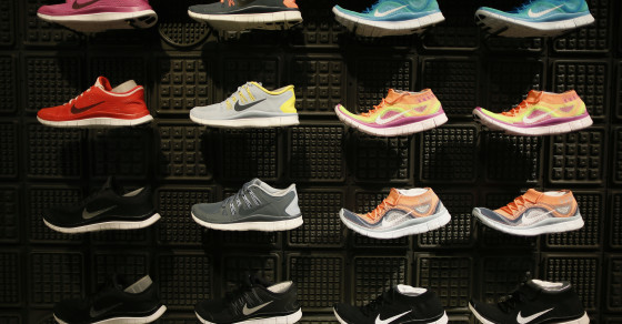 5 Mind-Blowing Stats From Phil Knight's Nike Tenure