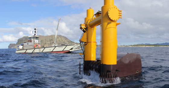 Hawaii's Power Grid Is Getting Some Help From Ocean Waves