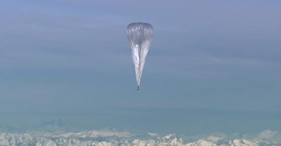 Google's Internet Balloons Could Soon Float Over Sri Lanka