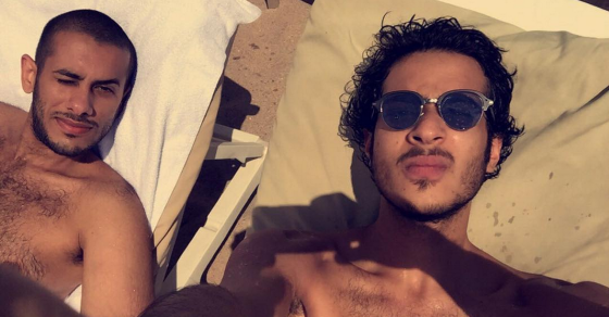 Saudi Royalty Flaunts Lavish French Holiday In Rare Photos