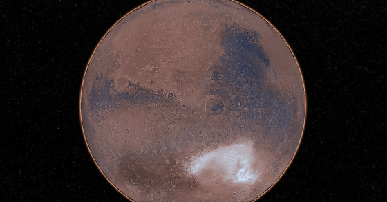 Mars Trek Is NASA's Answer To Google Earth For Mars