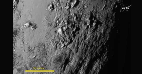 PHOTOS: Nine Years Later, Pluto's Veil Is Finally Lifted