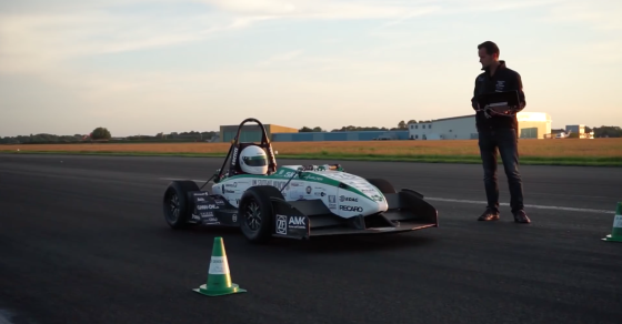 This Is The World's Fastest Accelerating Electric Car