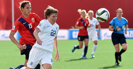 England Just Disparaged Its Women's World Cup Team—And Twitter Revolted