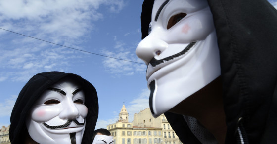 Anonymous Faction Launches Attacks Against ISIS