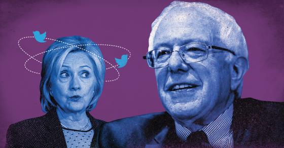Where Bernie Sanders Is Beating Hillary Clinton