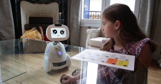 This Robot Wants To Be A Part Of Your Family