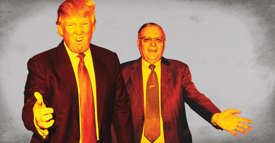 Scalping Frenzy Erupts For Donald Trump and Sheriff Joe Free Event