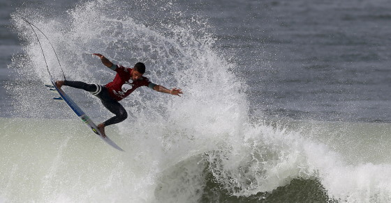 Pro Surfing Is Huge on Social, Brah
