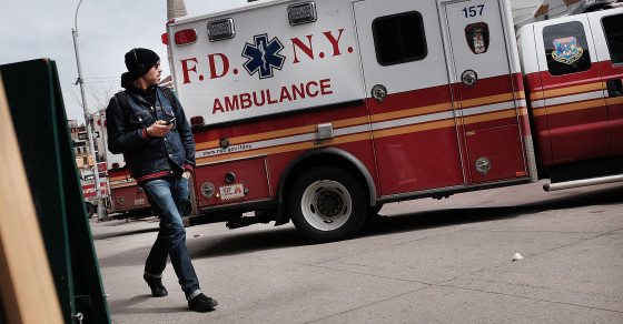 Here's How Minorities Are Using Emergency Services