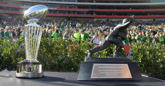 The 10 Most Decorated College Football Teams