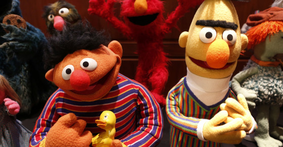 Sesame Street's Fans Have Tripled Since 1969