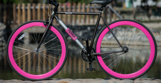 This Bike Might Be Impossible To Steal