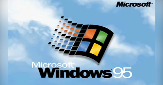 Windows 95 Turns 20: Microsoft's Ad Campaigns Through The Years