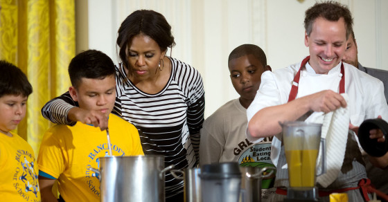 Study: Kids Are Tossing The Fruits And Veggies In Their School Lunches