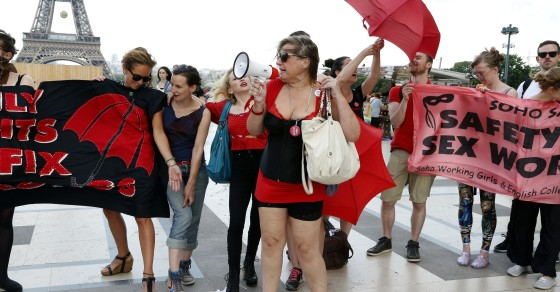 Sex Workers Side With Proposal To Decriminalize Prostitution
