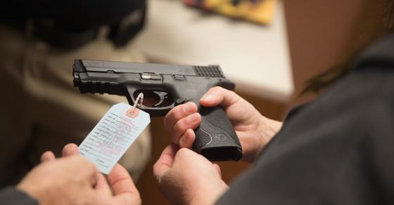 Exclusive: $25 Gun Tax Hasn't Hurt Sales In Chicago