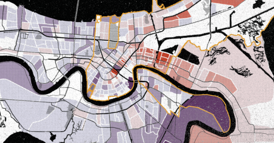 Katrina At 10 Years: Racial, Economic Divide Deepens In New Orleans