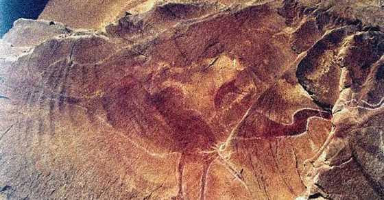 Scientists Just Debunked One Of Creationists' Favorite Cave Paintings