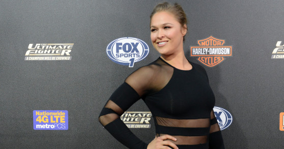 Ronda Rousey Gets Paid Peanuts Compared To The Male UFC Champs