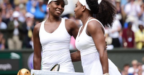 The Surprising Fact About The Williams Sisters' Rivalry