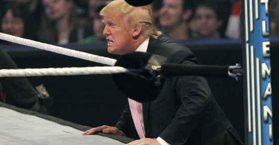 Fox And Frenemies: Brief History Of Trump's WWE-Style Feud With Fox
