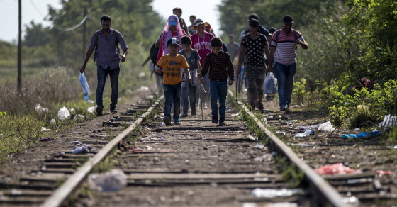 This Is the European Country That's Most Generous To Migrants