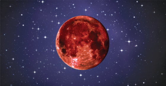The Blood Moon Will NOT Herald The Apocalypse