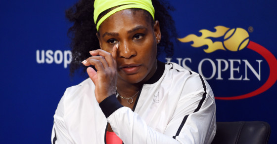 It's Over! How Serena Williams' Win Streak At The US Open Stacked Up