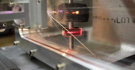 This Laser Might Save Earth One Day