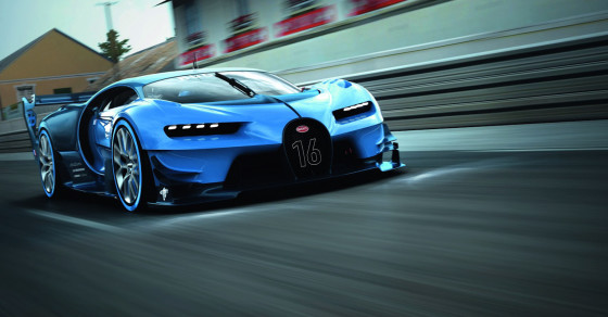Bugatti's Virtual Supercar Just Got Super Real