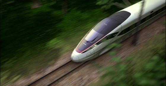 Chinese Company Backs L.A. To Vegas High-Speed Train