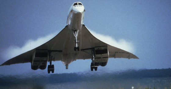 Feeling Supersonic? Concorde Could Be Making A Comeback