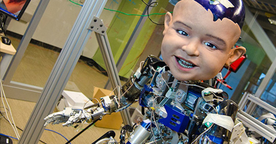 This Robot Proved Babies Are Manipulative