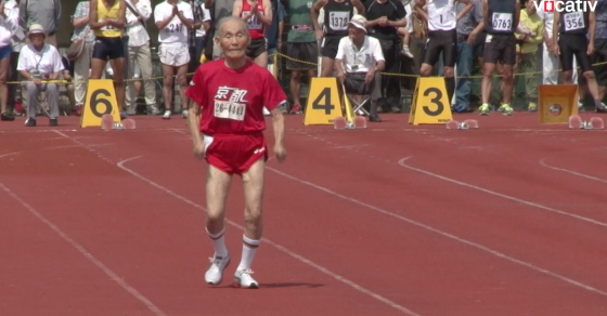 Meet The 105-Year-Old Sprinter Who Wants To Take On Usain Bolt